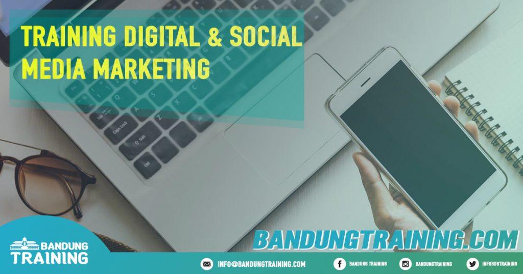 Training Digital & Social Media Marketing Pusat Informasi Bandung Jadwal Jogja Jakarta Bali Surabaya