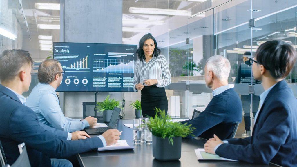 Training Leadership Skills for Women