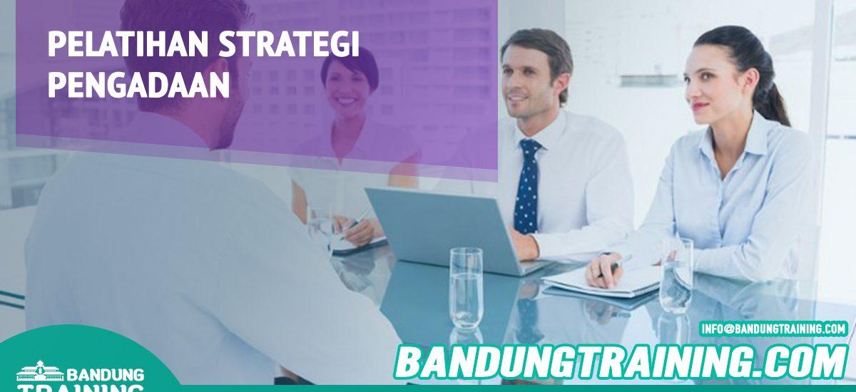 Pelatihan Strategi Pengadaan Bandung Training Center Info Cashback di Pusat Jadwal SDM Terbaru Murah Fix Running