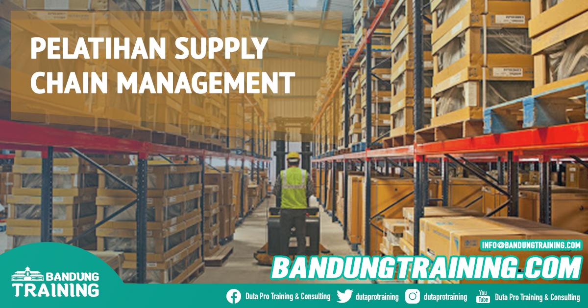 Pelatihan Supply Chain Management Bandung Training Center Info Cashback di Pusat Jadwal SDM Terbaru Murah Fix Running